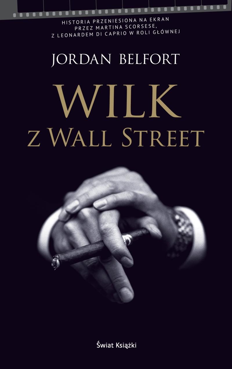 Jest tak prostacka, grubiańska… i czyta się ją jednym tchem –  Wilk z Wall Street