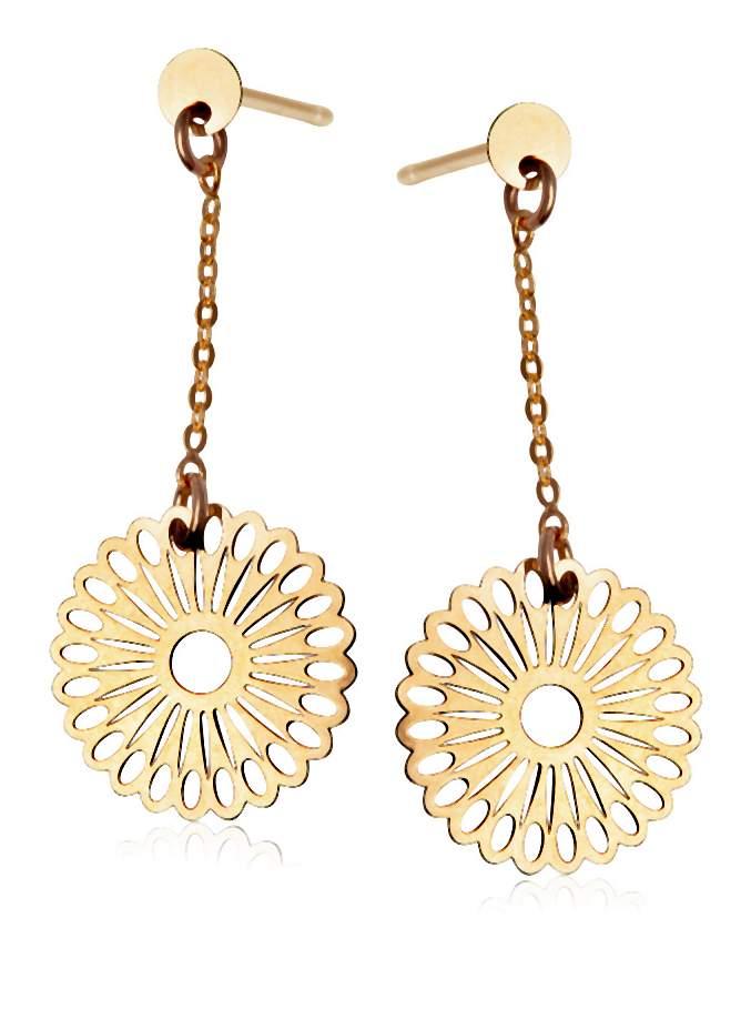 Złota biżuteria to nieodłączny element eleganckiego i kobiecego stylu