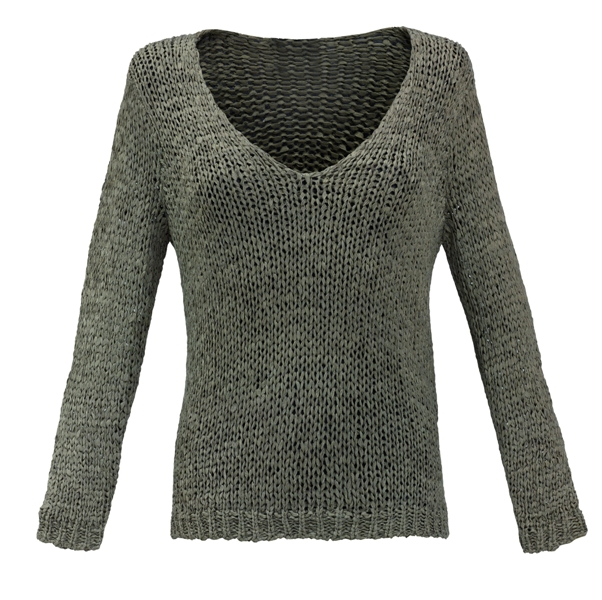 15. sweter militaria