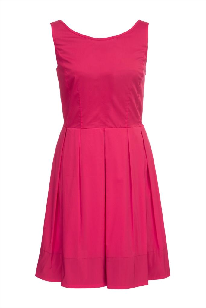 26. sukienka dzienna w terndach